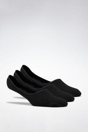 Reebok Fq5313 Te Invisible Sock 3p Unisex Spor Çorap