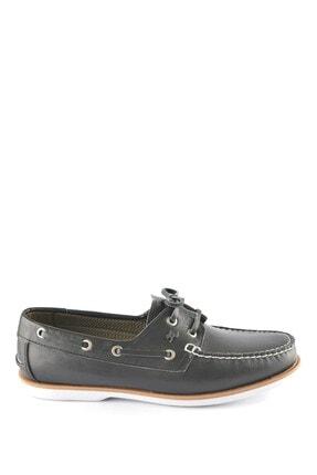 İgs Erkek Deri Günlük Ayakkabı I1255y M 1255 Siyah