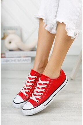Diardi Kadın Kırmızı Günlük Ayakkabı