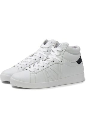 Armani Exchange Erkek Beyaz Sneaker
