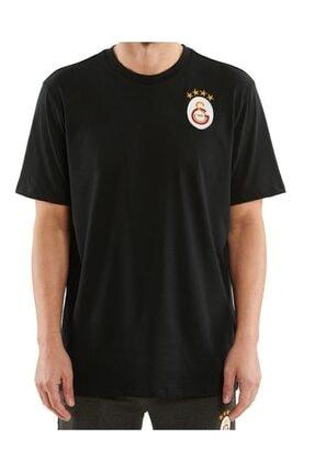 GSStore Galatasaray Unisex Siyah Forma- Galatasaray Lisanslı Tshırt