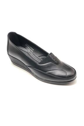 Polaris 161347.Z Siyah Kadın Comfort Ayakkabı 100548369