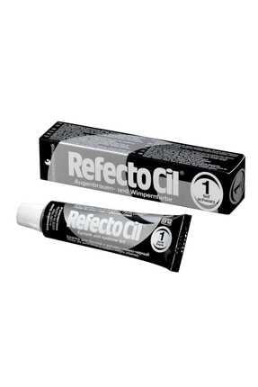 Refectocil Kaş Ve Kirpik Boyası 1 Siyah Pure Black
