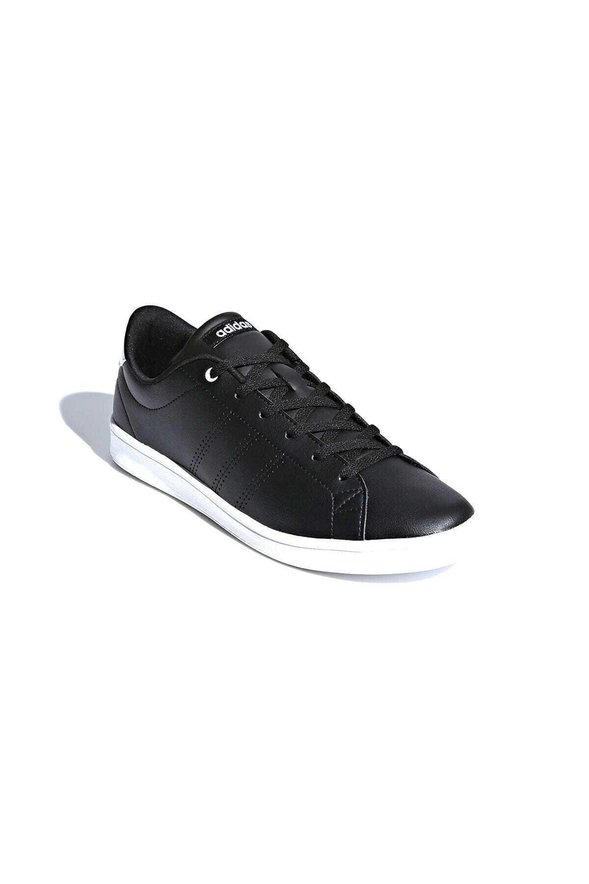 adidas ADVANTAGE CLEAN QT Siyah Beyaz Kadın Sneaker 100322717 1