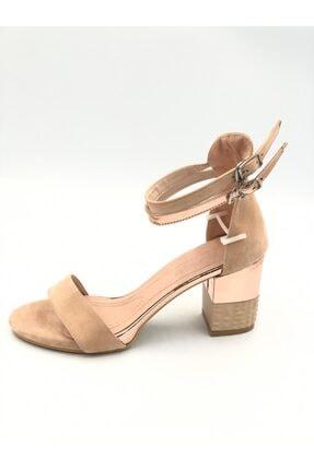 PUNTO Kadın Dolgu Topuk Ayakkabı Pnt 525098