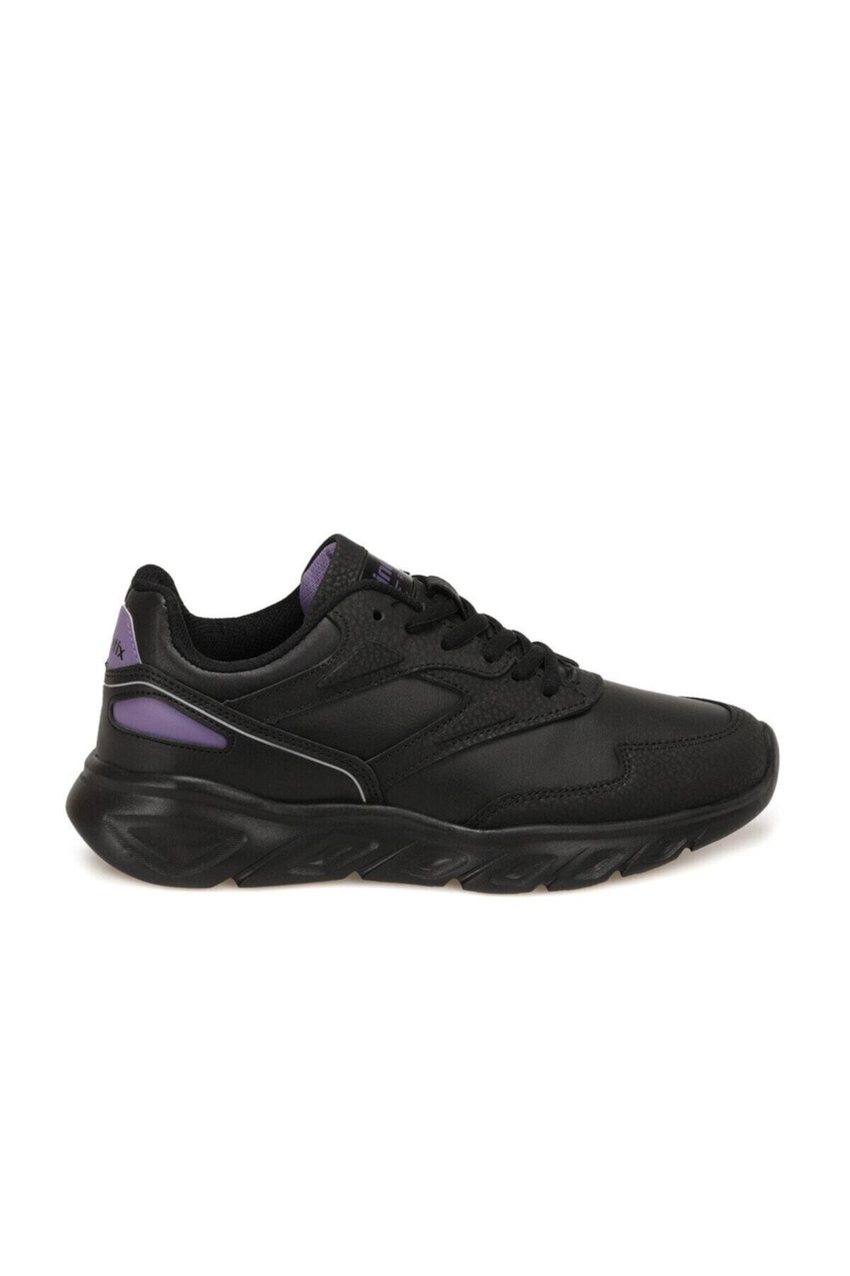 Kinetix BOTAN W Siyah Kadın Koşu Ayakkabısı 100535505 2