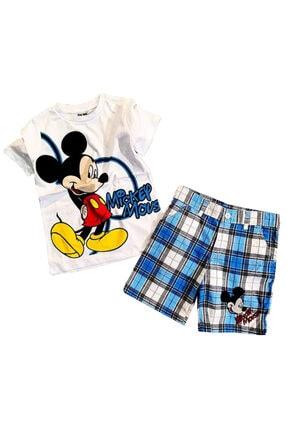 Mickey Mouse Erkek Çocuk Alt-üst Takım