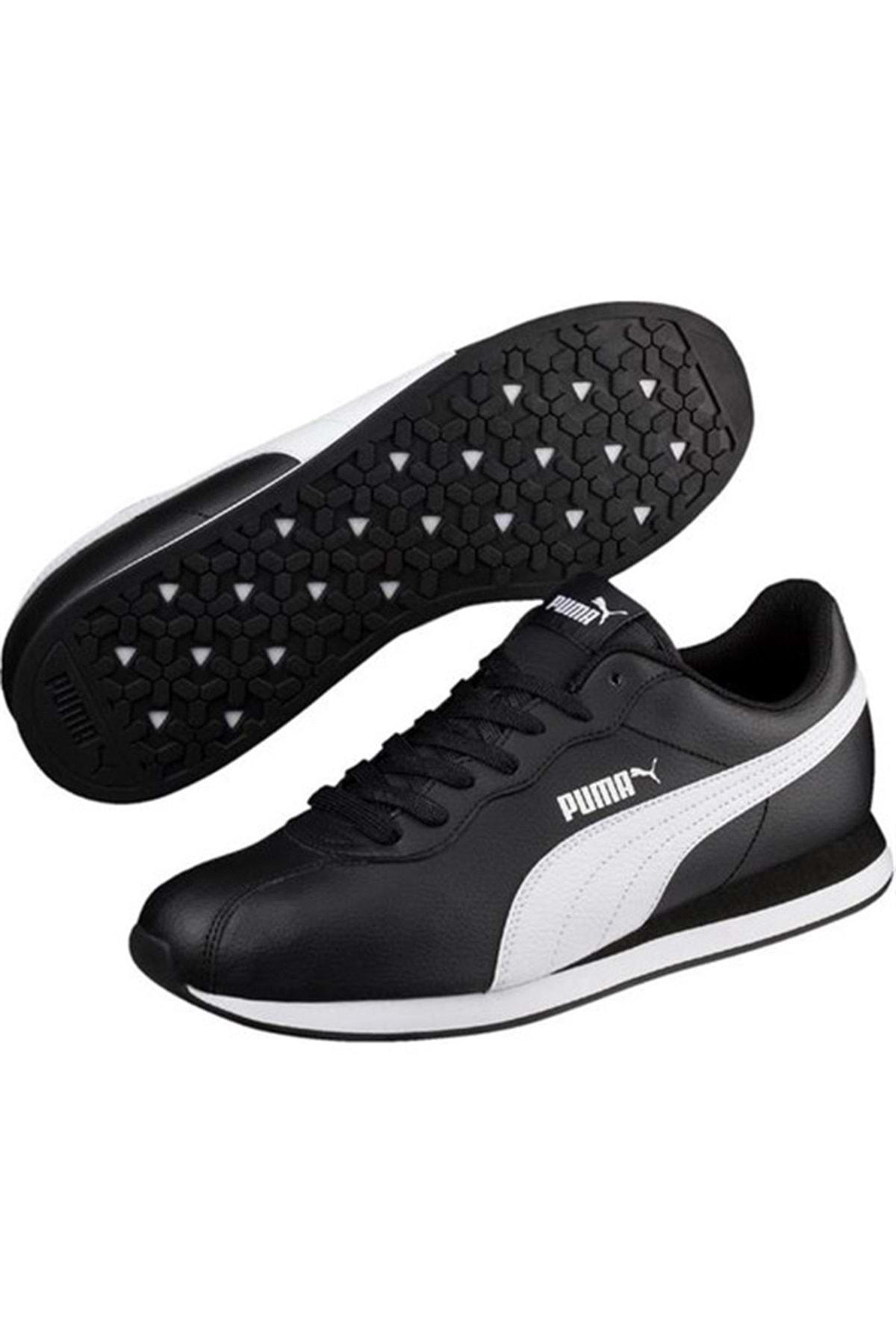 Puma Siyah Erkek Çocuk Sneaker Ayakkabı TURIN II J 1