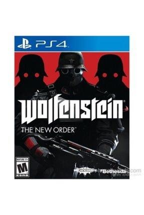 BETHESDA Wolfensteın The New Order Ps4