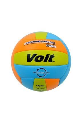 Voit Cv304 N5 Voleybol Topu Turn-Sarı-Mavi /