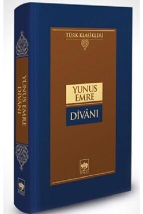 Türk Dil Kurumu Yayınları Yunus Emre Divanı (ciltli)