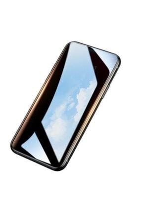Baseus Iphone 11 Pro- Xs-x 0,23mm Anti Spy Çerçeveli Tempered Cam Ekran Koruyucu