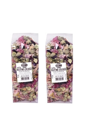 NEFİSE SULTAN Gül Hatmi Çiçeği %100 Doğal 50 gr 2'li (50+50 Gr)