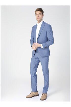 Kip Erkek Mavi Takım Elbise