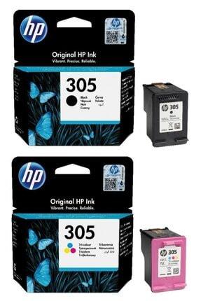 HP 305 3ym61ae 3ym60ae Kartuş 2'li Paket