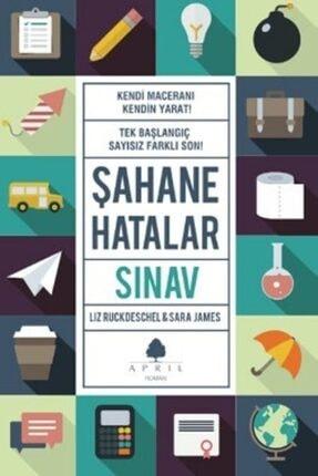 Türk Dil Kurumu Yayınları Şahane Hatalar 6 - Sınav