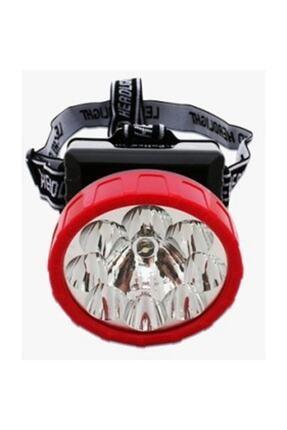 Ledim Mb 9 Ledli Şarjlı Kafa Lambası Işıldak Tepe Lambası Kafa Feneri