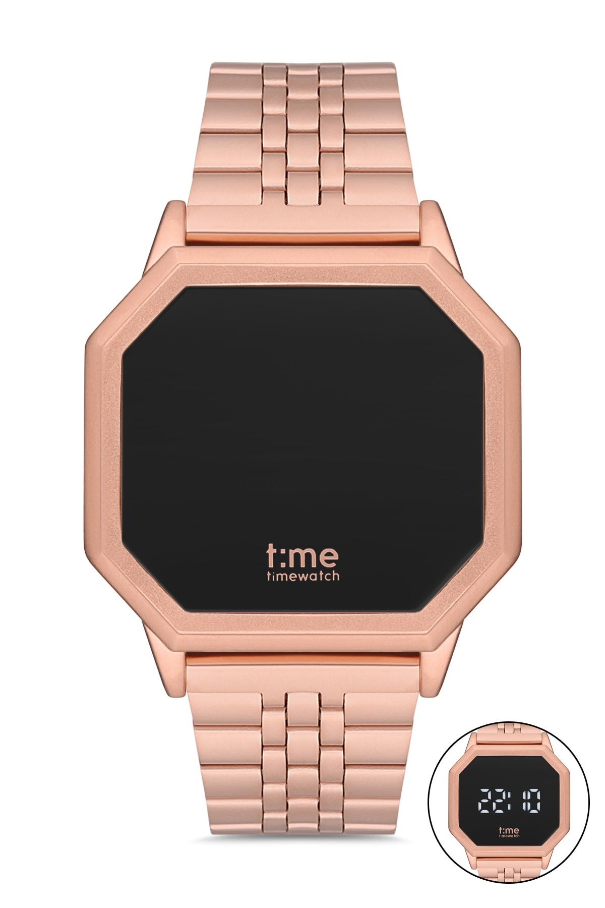 Timewatch Time Watch Tw.145.2rbr Unisex Kol Saati 1