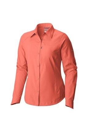 Columbia Silver Ridge Long Sleeve Shirt Bayan Gömlek