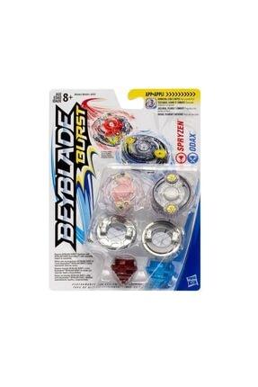 BEYBLADE Burst Ikili Paket Spryzen And Odax B9491-b9493