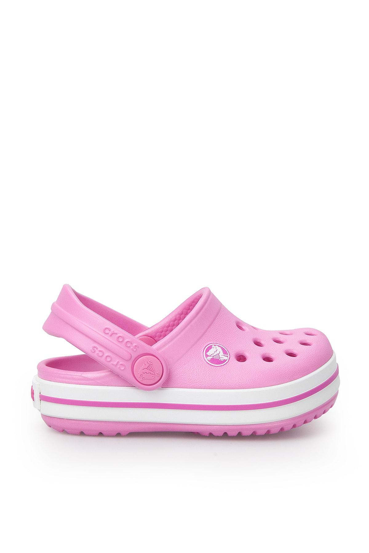 Crocs Kids Pembe Çocuk 204537 Crocband Clog K Terlik