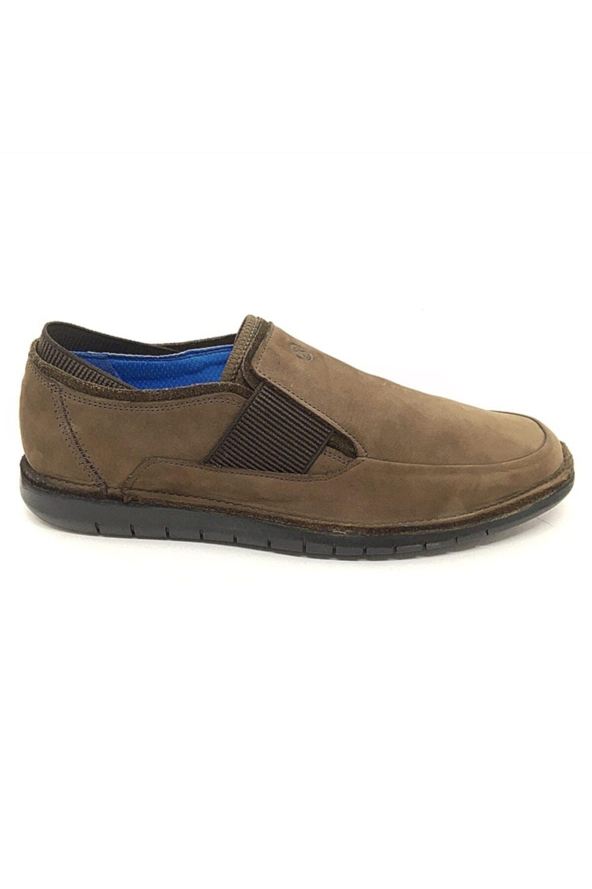 Hush Puppies Erkek Kahverengi Ayakkabı 1