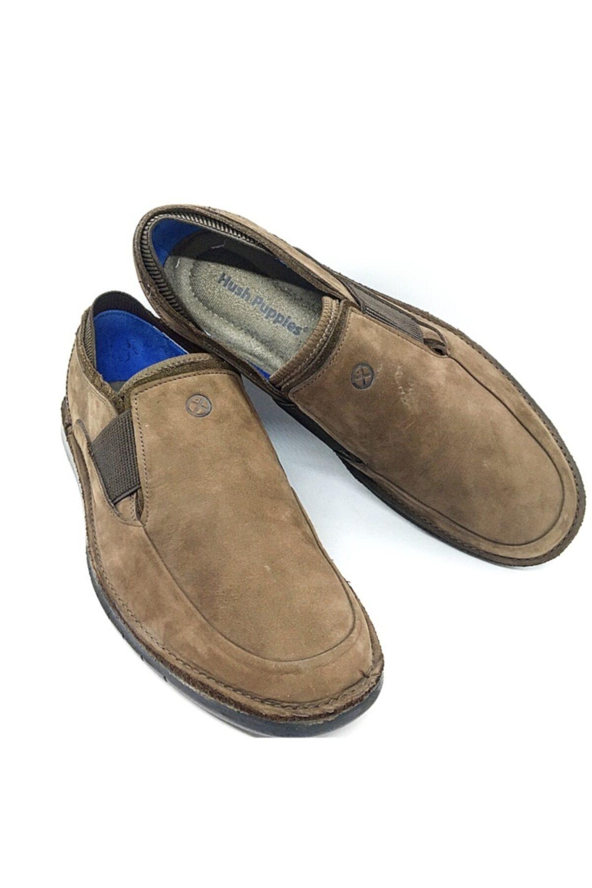 Hush Puppies Erkek Kahverengi Ayakkabı 2
