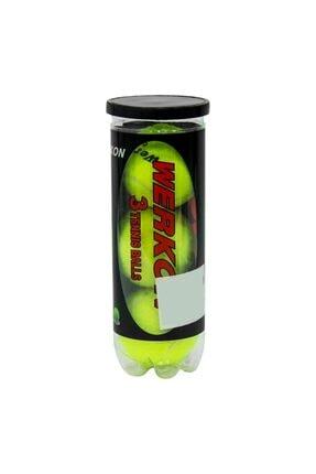 Sunman Tenis Topu 3'lü
