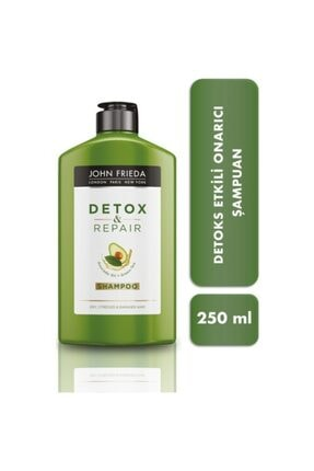 John Frieda Detox Etkili Onarıcı Şampuan 250ml