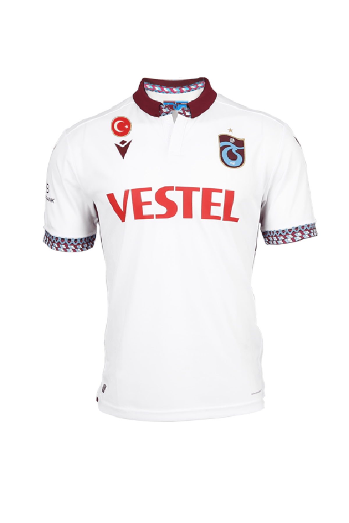 TSCLUB Trabzonspor Beyaz Yeni Sezon Forma TS-6286