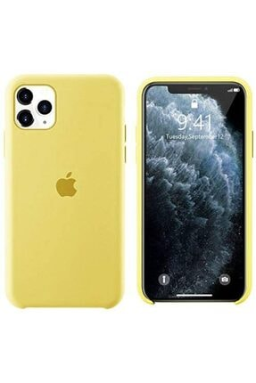 Apple Iphone 11 Silikon Kılıf