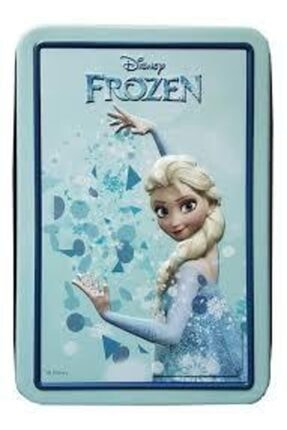 Cem Frozen Kabartmalı Metal Kalem Kutusu
