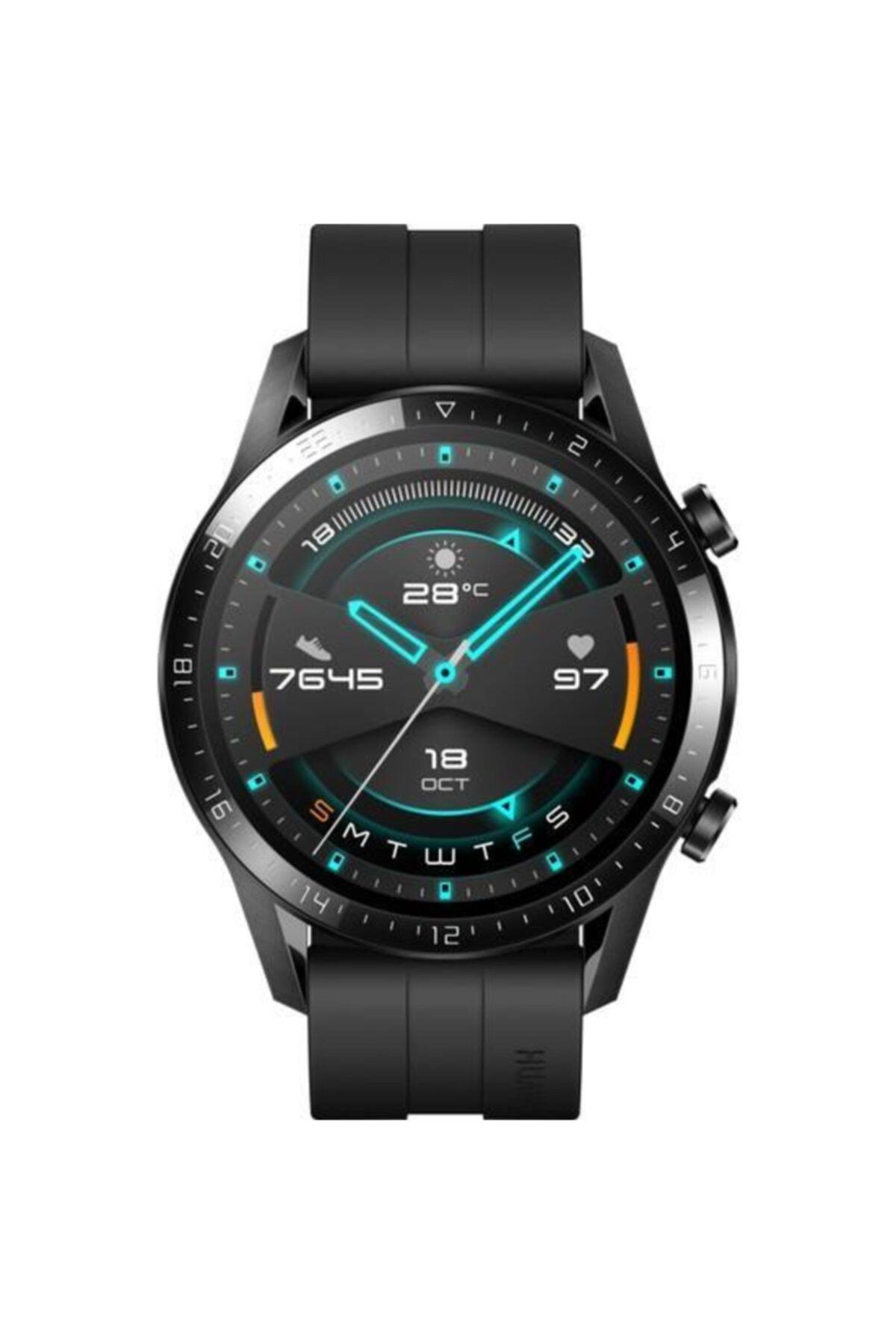 Huawei Watch Gt2 46mm Sport Akıllı Saat - Siyah 1