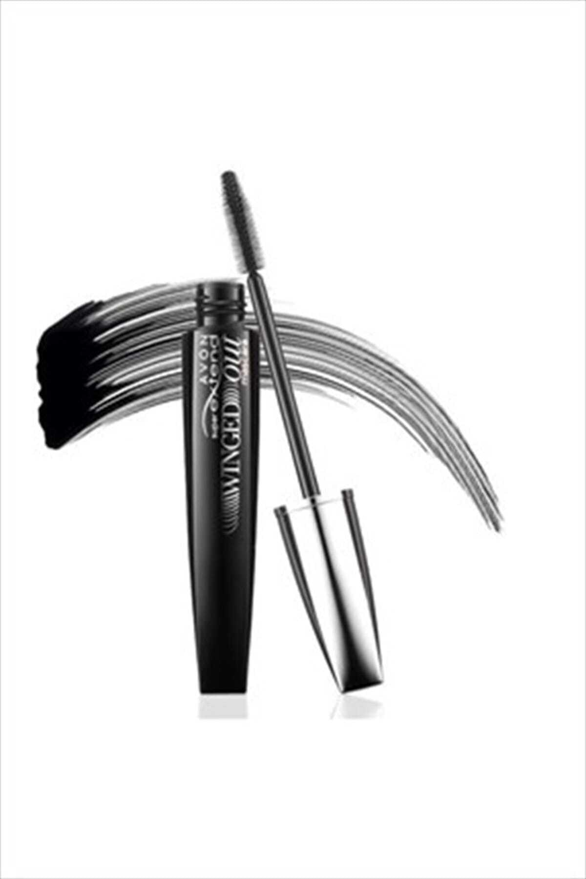 AVON Siyah Maskara - Super Extend Winged Out Mascara Blackest Black 8681298932192 1
