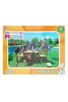 Adel Akıllı Tavşan Momo 24 Parça Frame Yapboz 140476