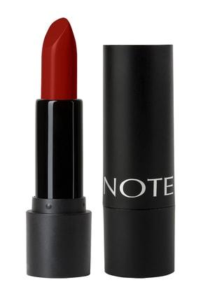 NOTE Kırmızı Deep Impact Lipstick Yarı Parlak Ruj 13