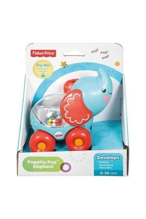 FISHER PRICE Poppıty Araçlar Mtl