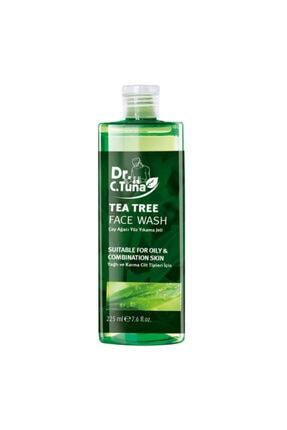 Farmasi Dr. C.Tuna Çay Ağacı Yağlı Yüz Yıkama Jeli 225 ml
