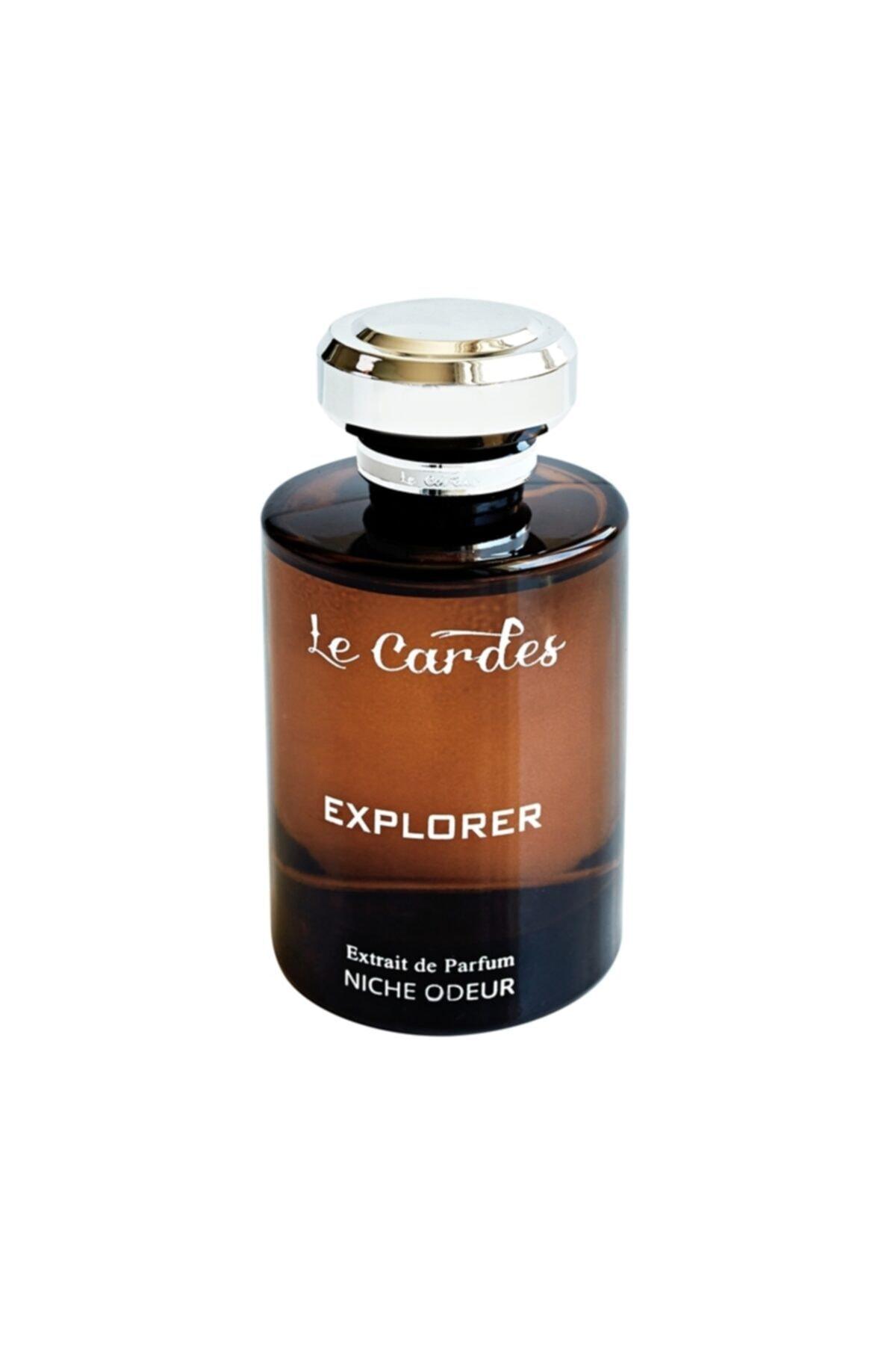 Le Cardes Explorer Afrodizyak Extrait De Parfüm 100 ml Erkek Parfümü 2