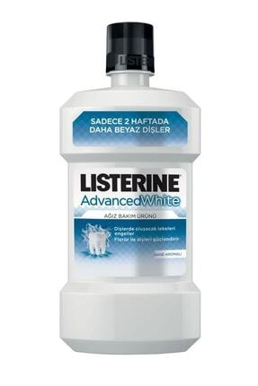 Listerine Advance White Nane Aromalı Ağız Çalkalama Suyu 250 ml
