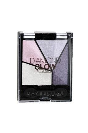Maybelline New York Diamond Glow Far- 01 Purple Drama