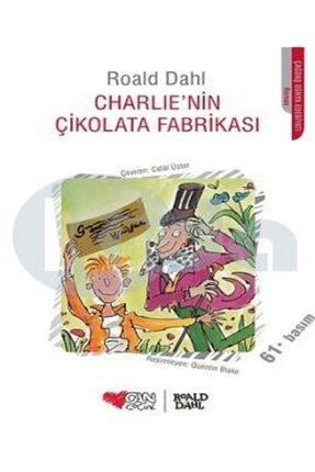 Can Çocuk Yayınları Charlienin: Çikolata Fabrikası ( Roald Dahl ) /