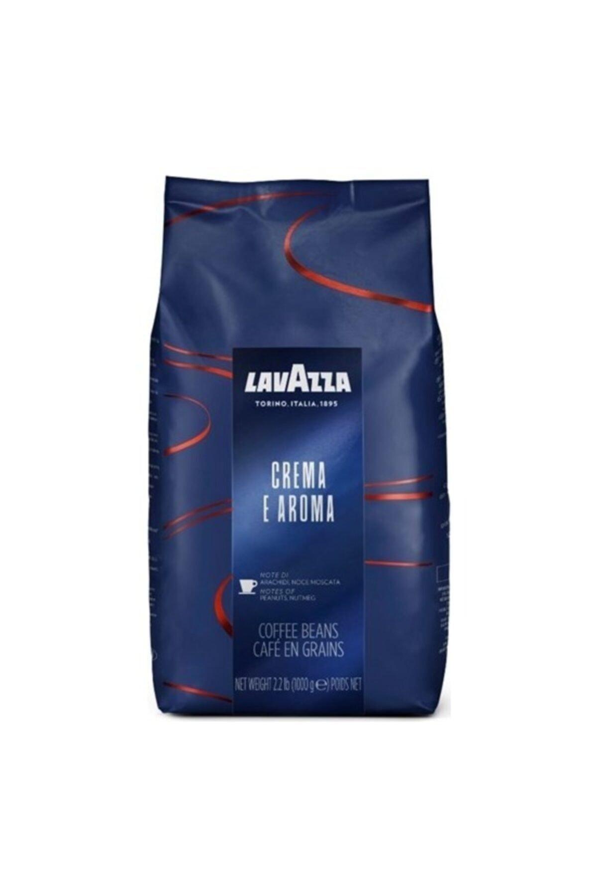 LavAzza Espresso Crema E Aroma Çekirdek Kahve 1 Kg 6'lı Koli 2