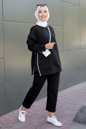 Gizce Malta Siyah Takım
