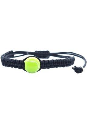 Woss Tenis Topu Model Makrome Bileklik Mbe106