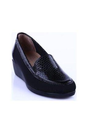 Ceyo Kadın Siyah Ayakkabı