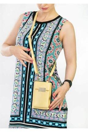 NK Kadın Omuz Askılı Çapraz Cüzdan Ve Telefon Çantası Dmy5