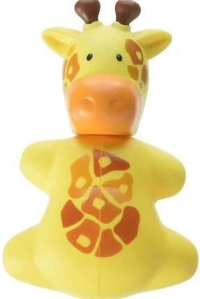 R.O.C.S. Flipper Animal Serisi Diş Fırçası Kabı-zürafa