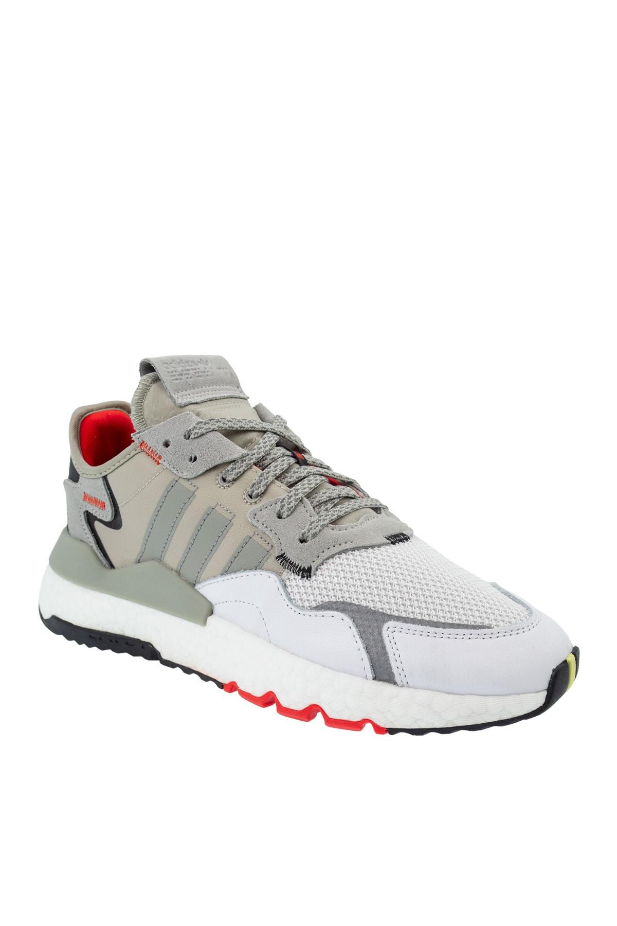 adidas Nite Jogger Erkek Gri Spor Ayakkabı (EF5409) 1