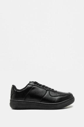 Koton Erkek Siyah Sneaker 0YAM20003AA